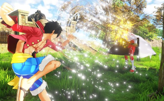 One Piece World Seeker 4