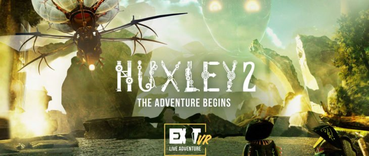Huxley 2: The Adventure Begins