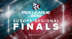 PES League European Regional Finals 2019