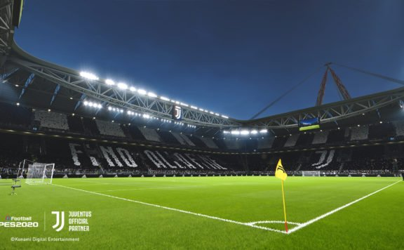 PES2020 Allianz Stadium 2