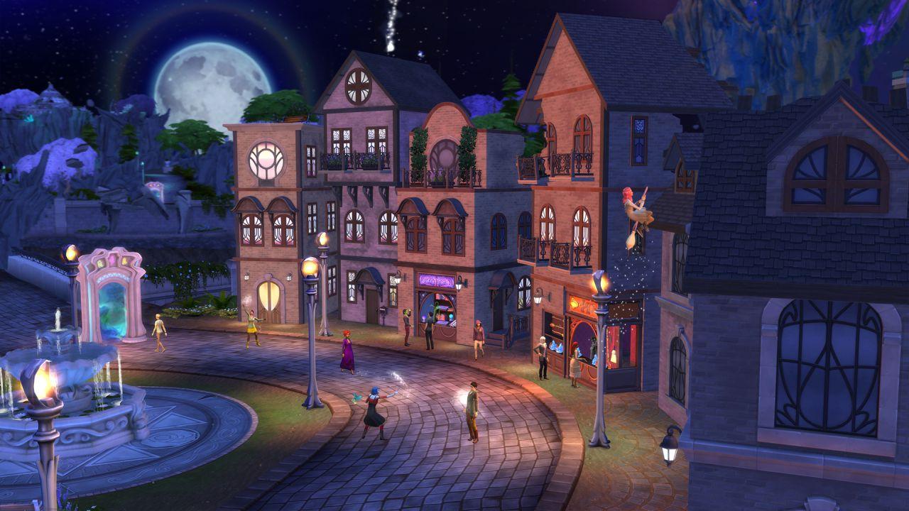 Die Sims 4: Reich der Magie (PC) Test | Spieletester.de
