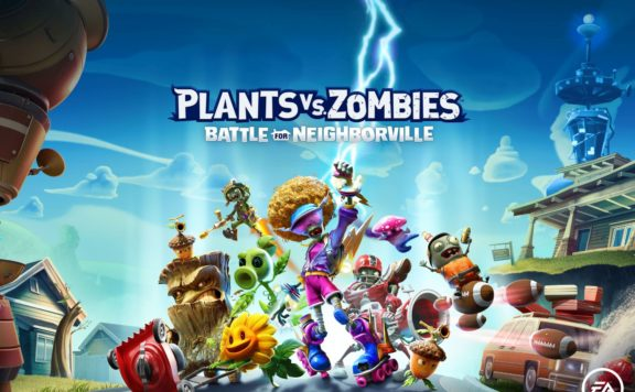 Plants vs Zombies Schlacht um Neighborville