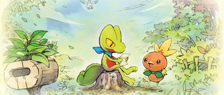 Pokemon Mystery Dungeon Retterteam DX
