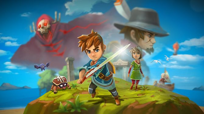 Oceanhorn: Monsters of Uncharted Seas