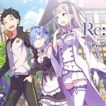 Re ZERO The Prophecy of the Throne